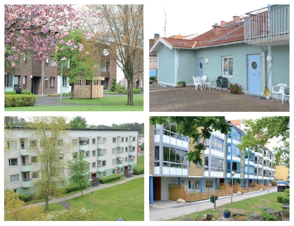 Bostadsportfölj i Ronneby