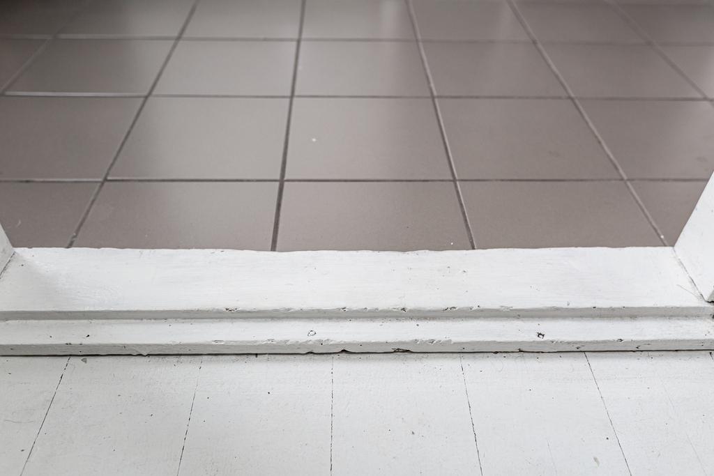 Detaljbild golv