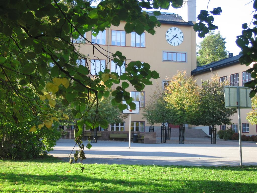 N Ängby Skola