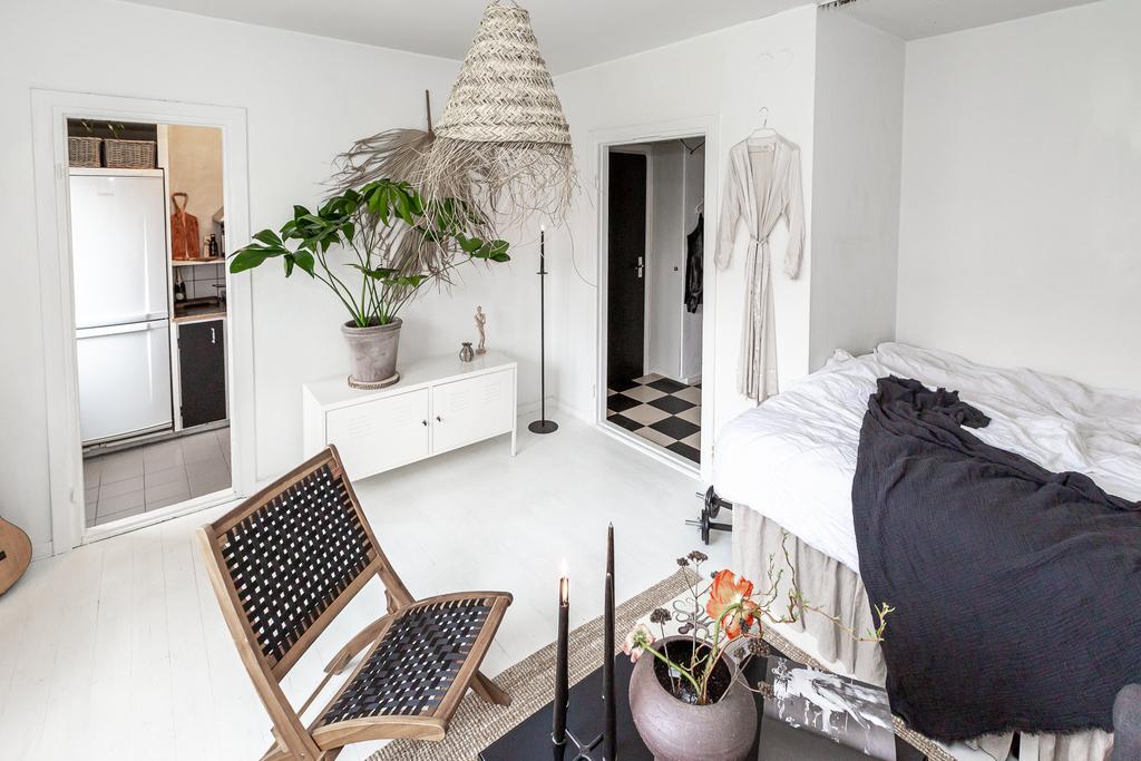 27 m² med många goda funktioner