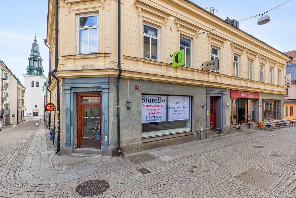 Klostergatan 27A
