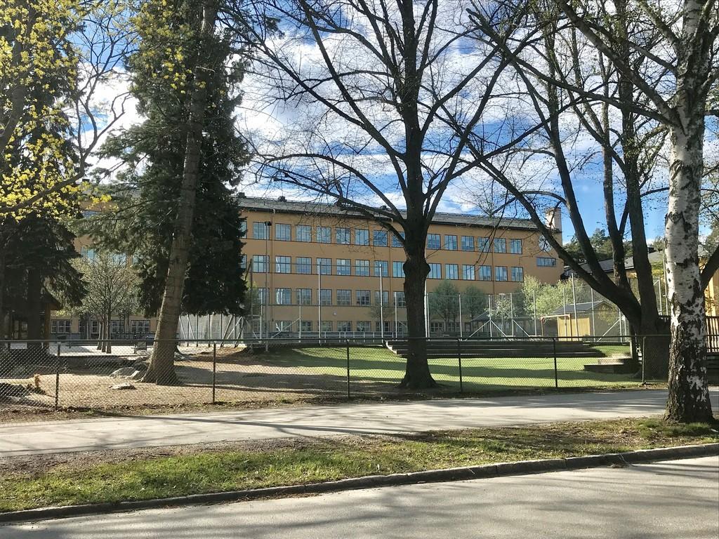 Ängby skola