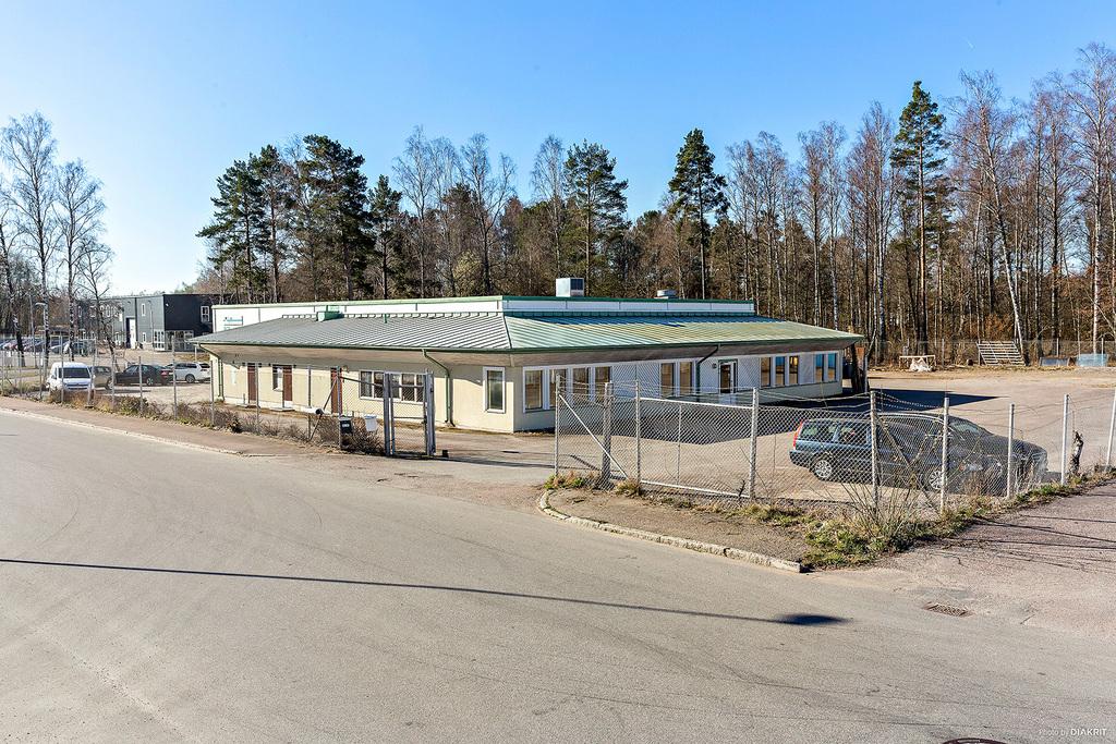 Björklundsgatan 1