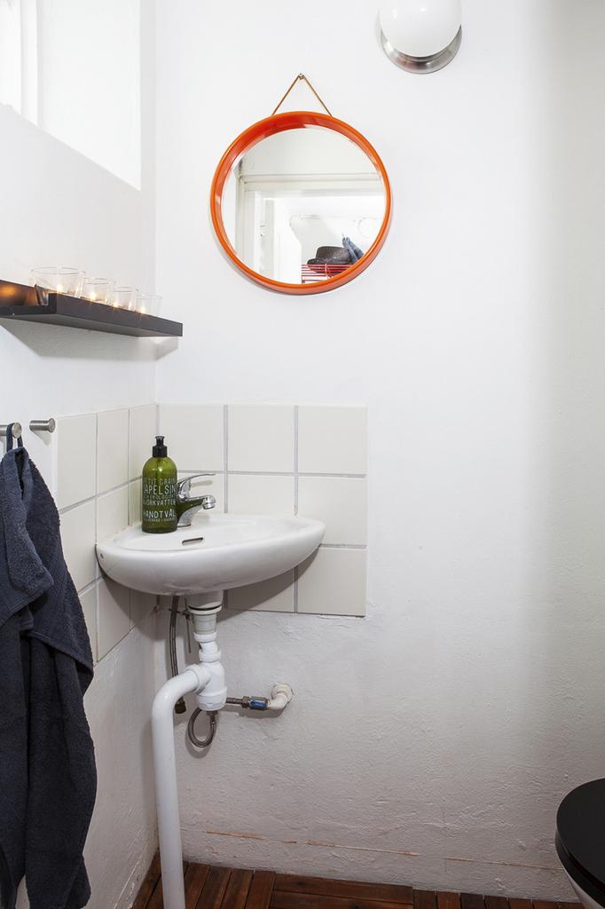 Extra toalett i källaren