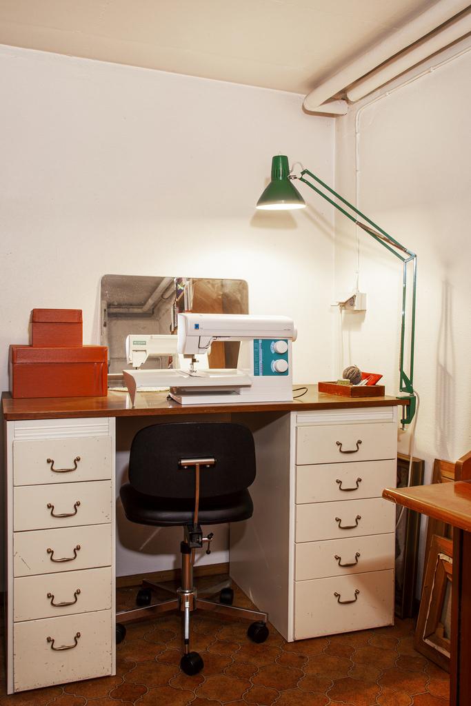Syrum eller kanske ett litet kontor