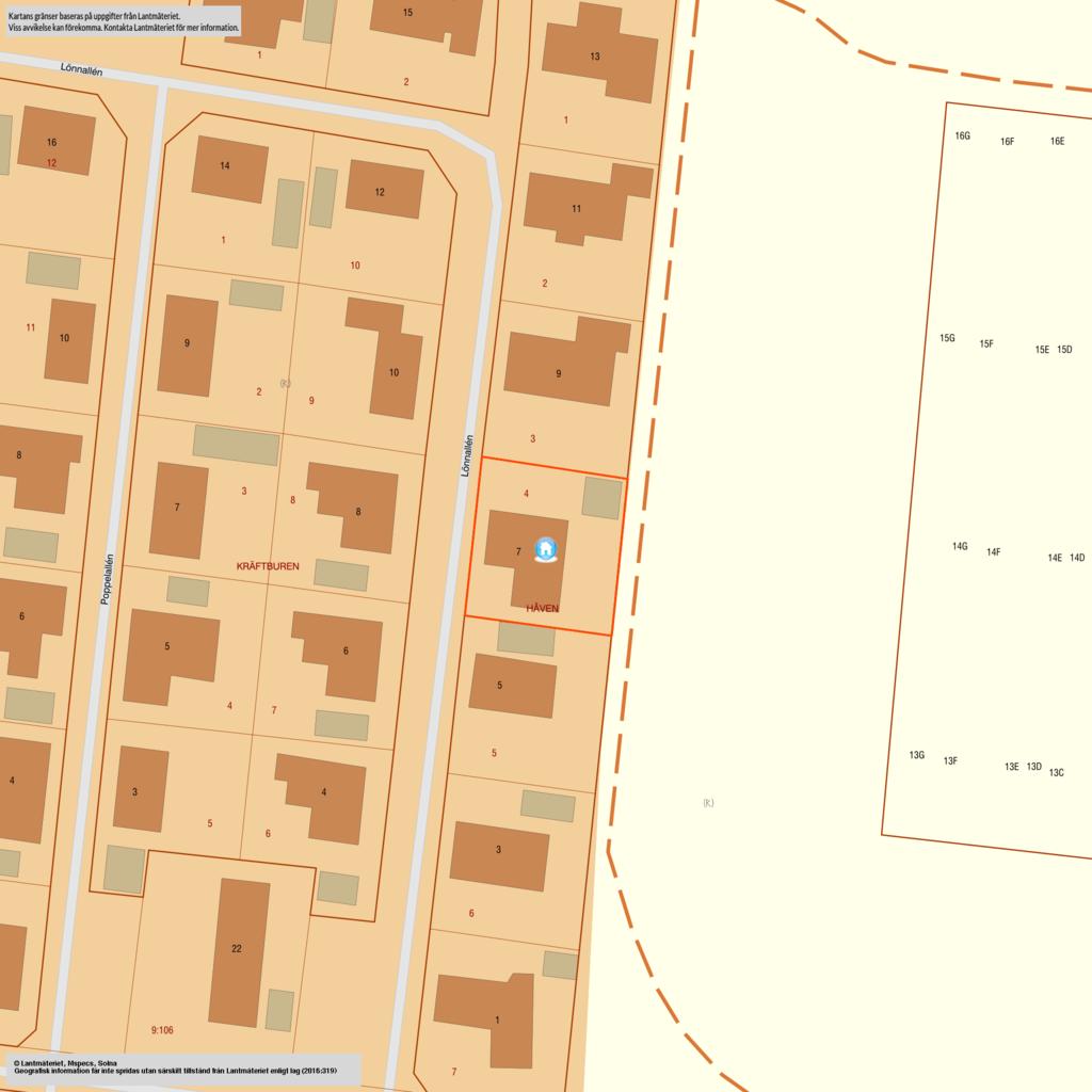 Fastighetskarta 2019-10-01