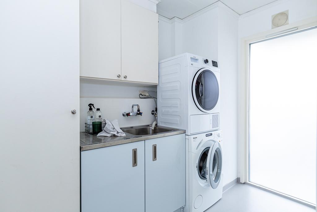 Tvättpelare och tvättho