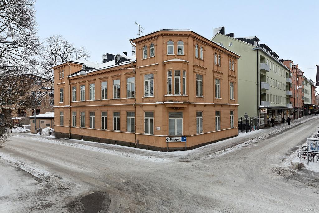 Kungsgatan 26 A-B